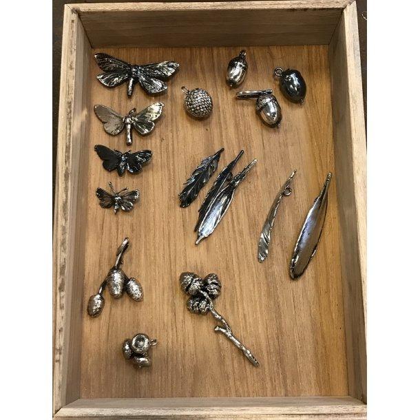 Div. sølv smykker